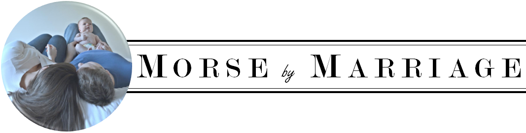 MORSE by MARRIAGE
