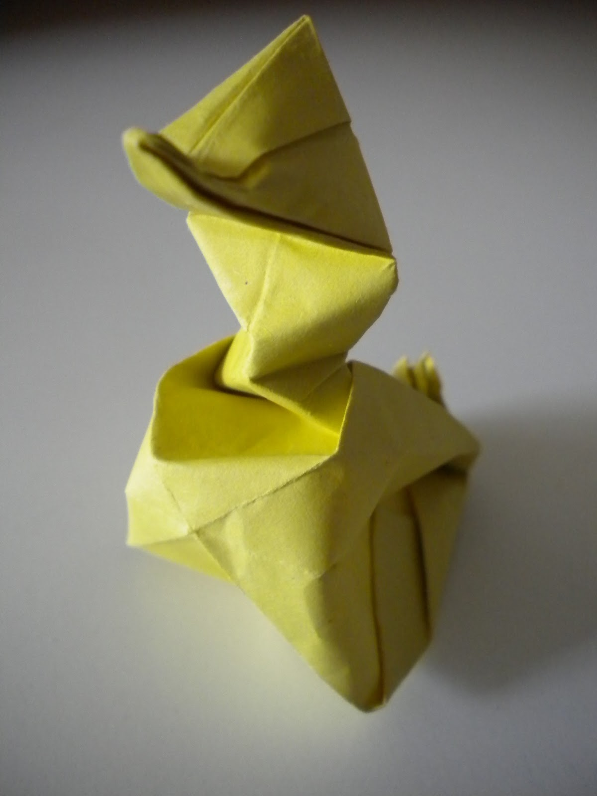 Curious Charisma Advanced Origami Fox Instructions Diagram Of The Squirrel
