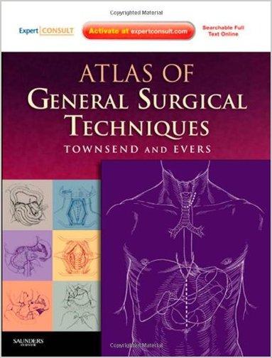 Atlas of General Surgical Techniques PDF