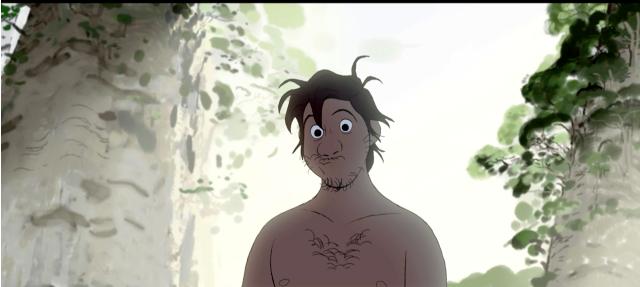 Digital Playpen: Trailer for Adam and Dog by Disney visual ...