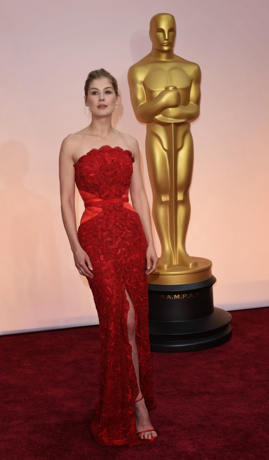 Rosamund Pike – 87th Annual Academy Awards in Hollywood