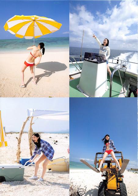 Jurina Matsui 松井珠理奈 Jurina Photobook 写真集 02