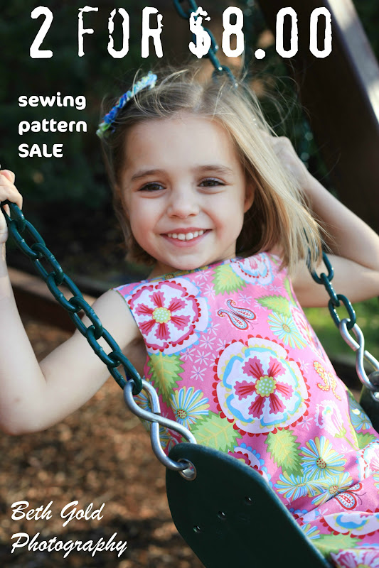 SALE%2B2%2Bfor%2B8.00%2Bdollars Sewing Patterns For Sale