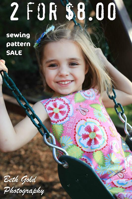 SALE%2B2%2Bfor%2B8.00%2Bdollars Sewing Patterns For Sale