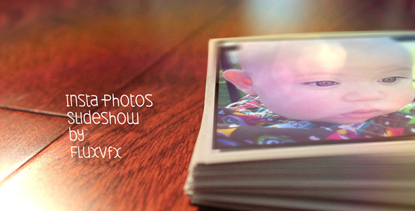 VideoHive Insta Photos Slide Show