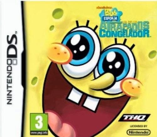 Bob Esponja: Atrapados En El Congelador (Español) (Nintendo DS)
