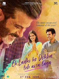 Ek Ladki Ko Dekha Toh Aisa Laga (2019) Hindi Movie Pre-DVDRip | 720p | 480p