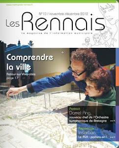 """Les Rennais"" nov-déc 2012"