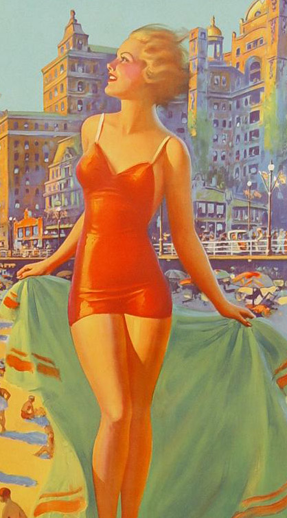 Old Fashioned Swimsuits For Girls