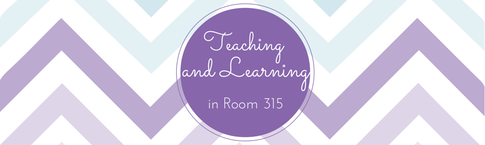 Teaching and Learning in Room 315