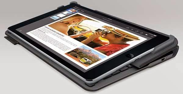 Logitech Type+ iPad Air 2 Keyboard Case