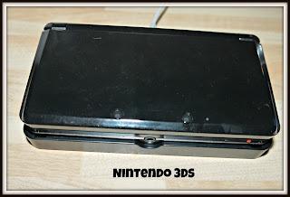 Nintendo, console, 3DS