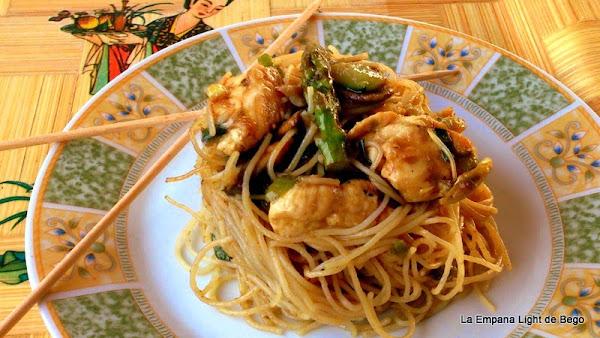 Arroz con verduras cocinar en casa es for Cocinar fideos de arroz