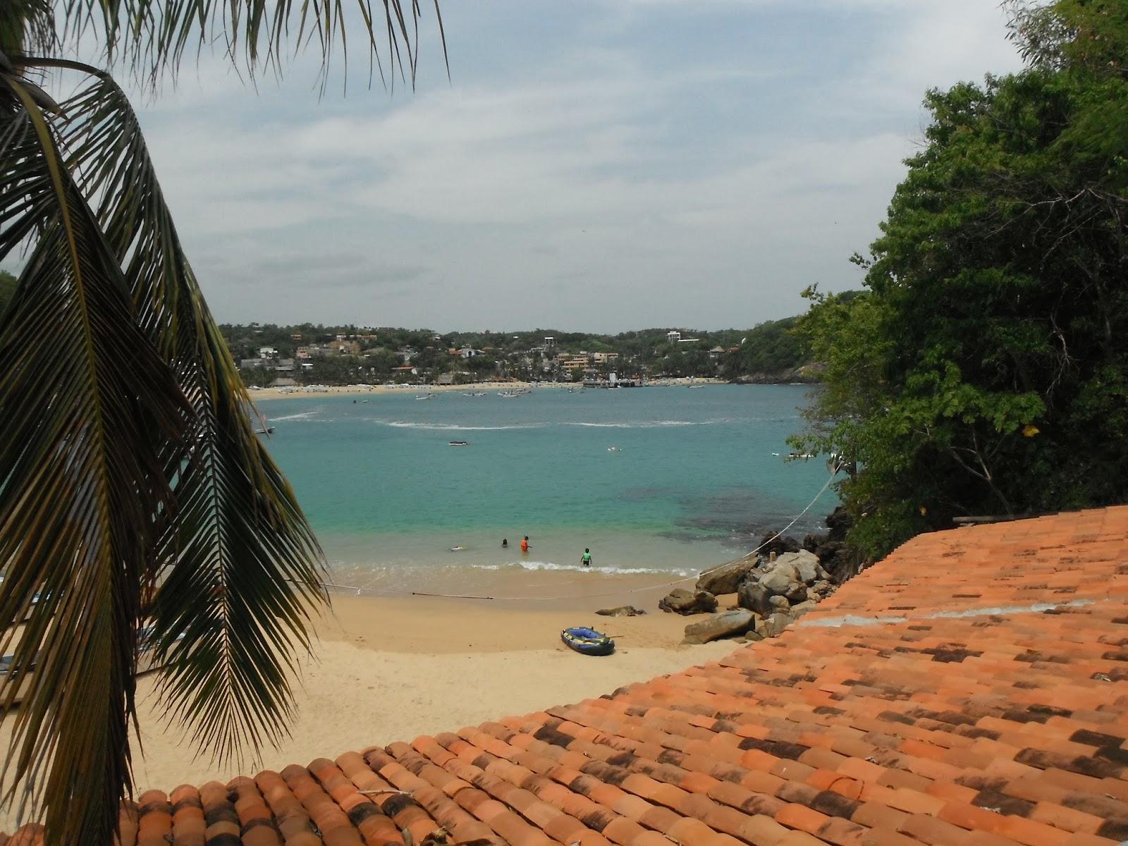 Ecoturismo m xico playa pante n puerto angel oaxaca for En zacatecas hay playa