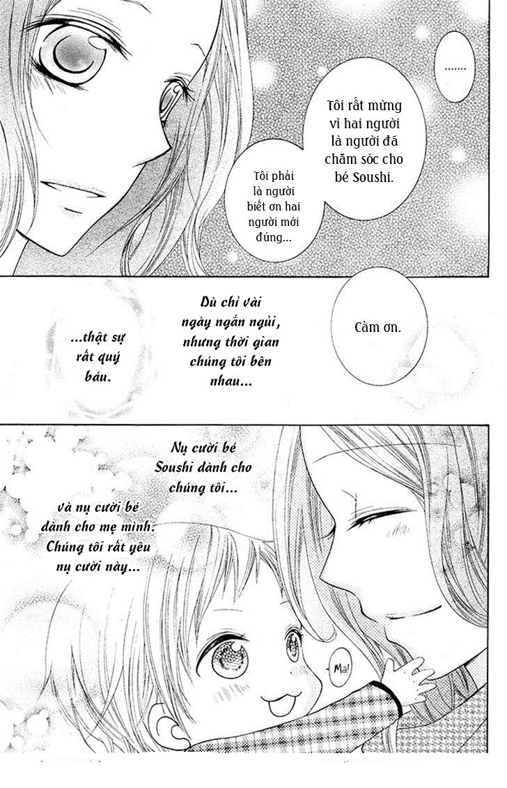 Papa to Mama Hajimemashita chap 3 - Trang 26