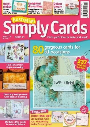 Australian Simply Cards #79