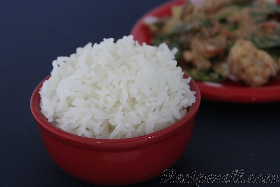 How To Cook White Jasmine Rice In Rice Cooker