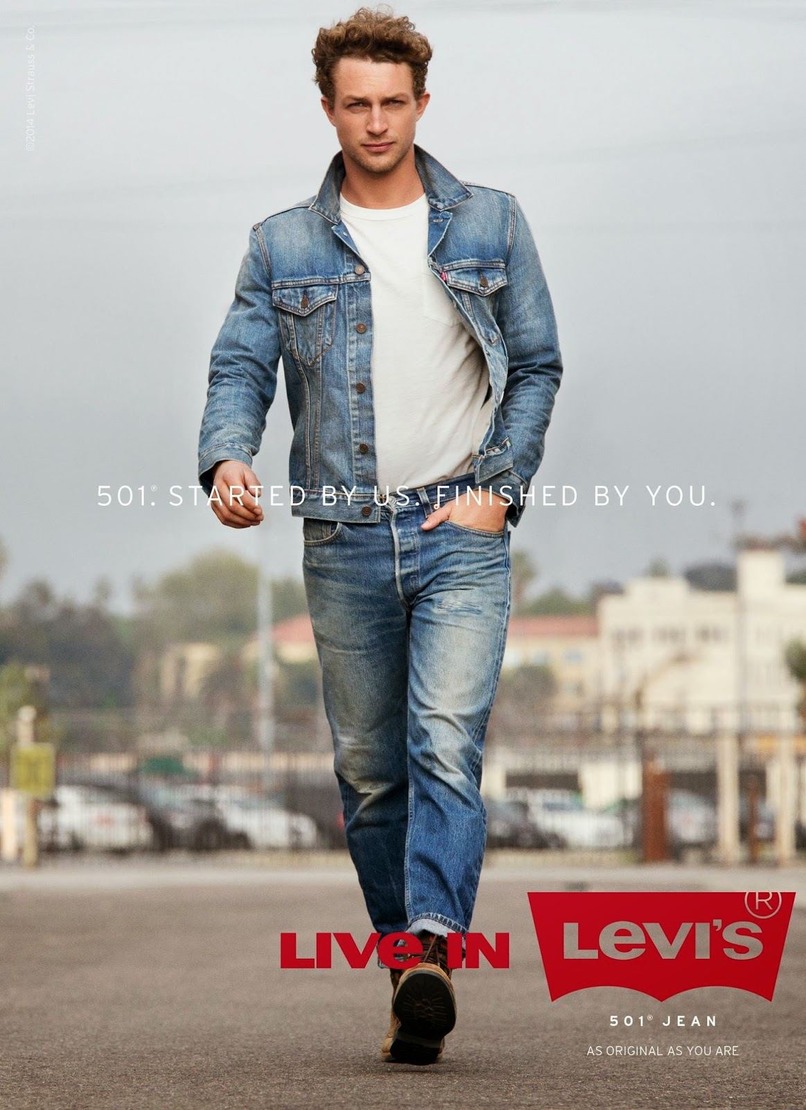 Levi Strauss, Levi´s, Levis, sportwear, streetwear, Spring 2014, jeans, Suits and Shirts,