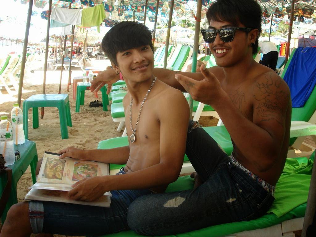 геи тайланд фото