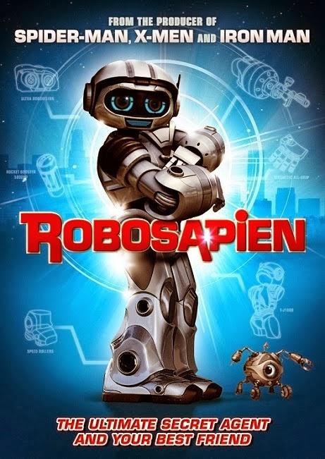 Robosapien 2013 DVDRip .AC-3.Español Latino
