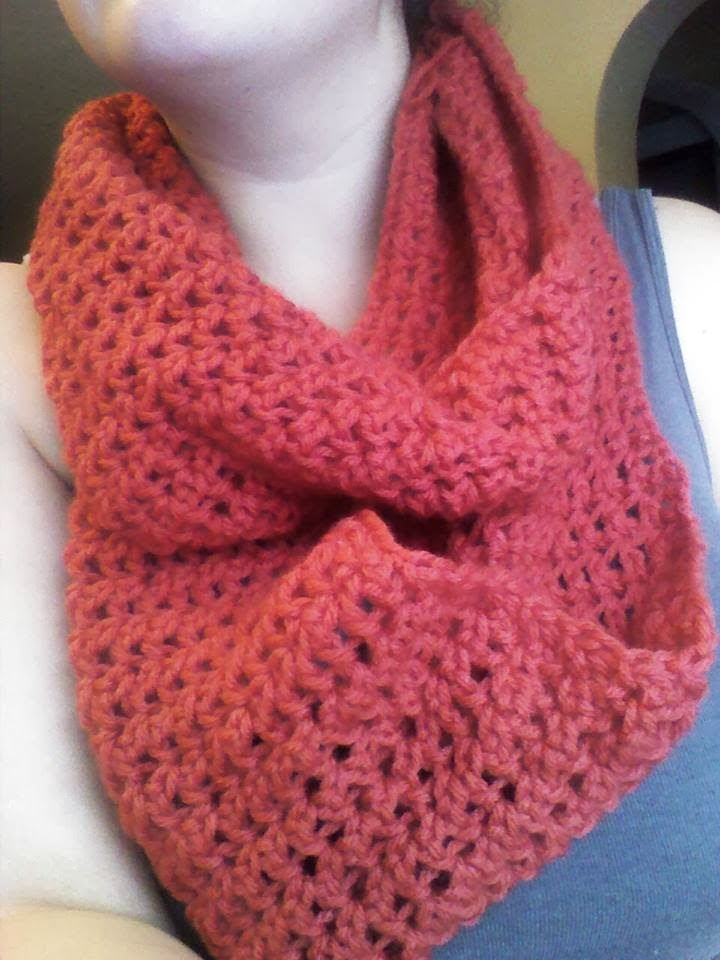 Free Crochet Pattern For Lightweight Scarf : The Hippy Hooker: The Limitless Infinity Scarf - Free ...