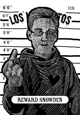 Los Incognitos Edward Snowden 113 fout la merde