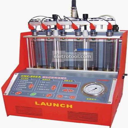 CNC602A limpiador