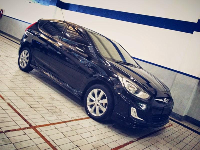Modifikasi Mobil Hyundai Grand Avega SG