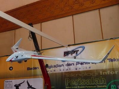 UAV Sirti BPPT