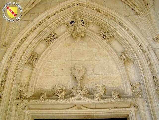 SAINT-NICOLAS-DE-PORT (54) - Basilique Saint-Nicolas (Extérieur 1)