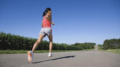 entrenamiento empezar a correr
