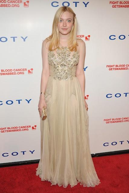 Dakota Fanning Elie Saab Couture Kıyafetiyle