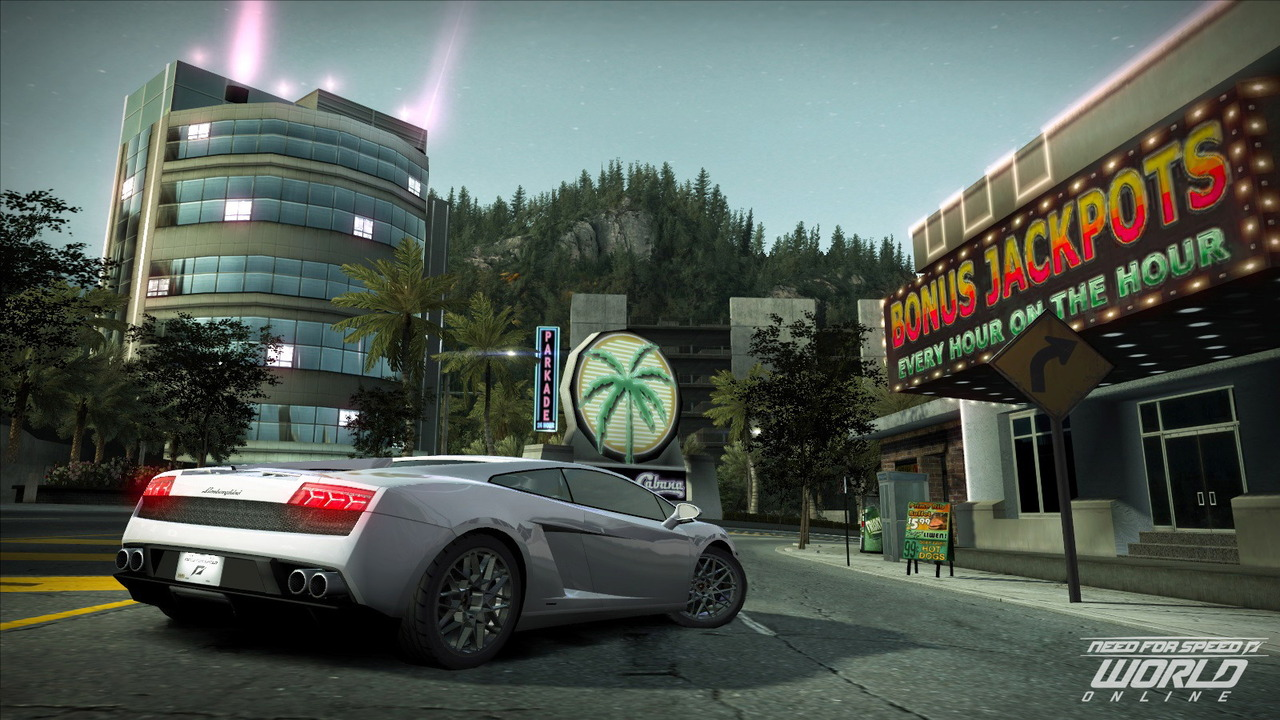 games torrent: NEED FOR SPEED WORLD PC