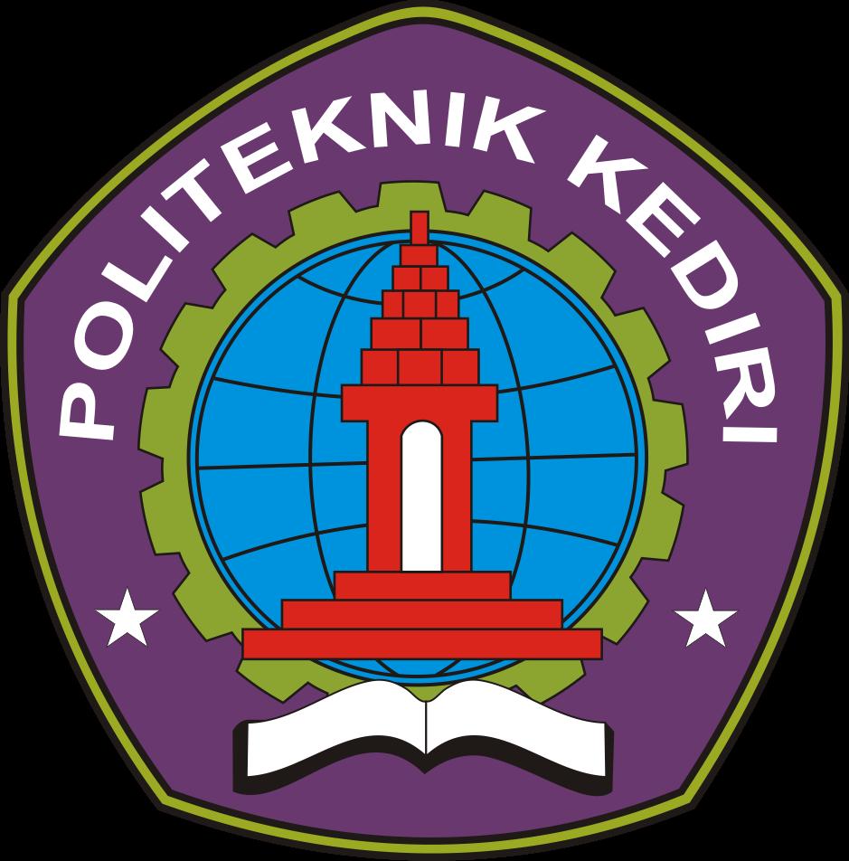 logo politeknik kediri kumpulan logo indonesia
