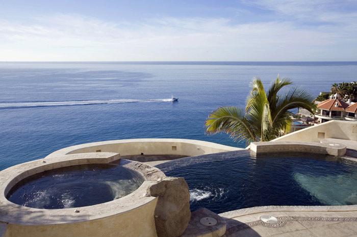 Estilo rustico piscinas rusticas en villas de renta for Alquiler de piscinas