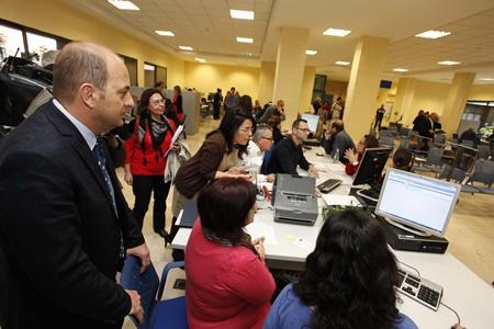 Tamaraceite presentado el nuevo sistema de gesti n tributaria for Oficina tributaria canaria
