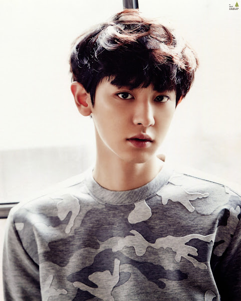 EXO Calendar 2015 Chanyeol