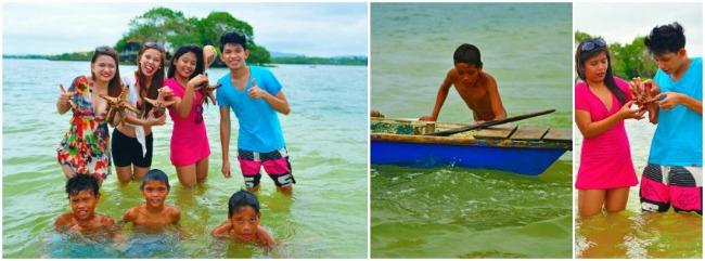 Elizalde Beach Barangay Burot, burot beach, white sand
