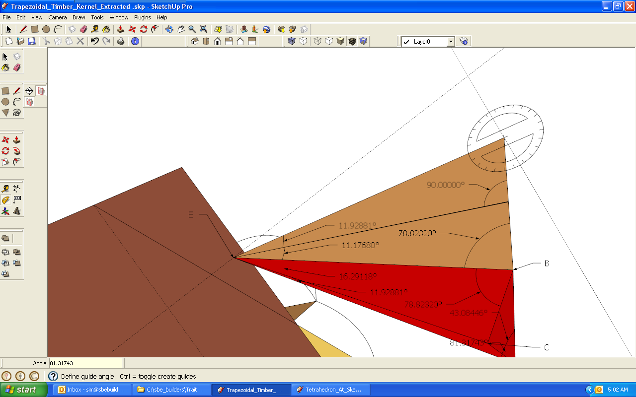 Line Drawing In Autocad : How to draw slope lines in autocad free software and