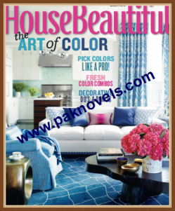 House Beautiful, The art of color Magazine
