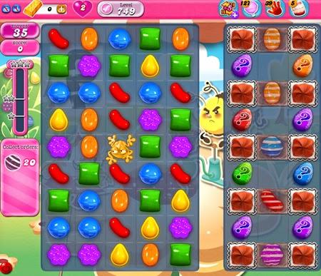 Candy Crush Saga 749
