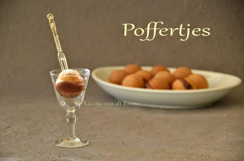poffertjes ... frittelle dolci olandesi