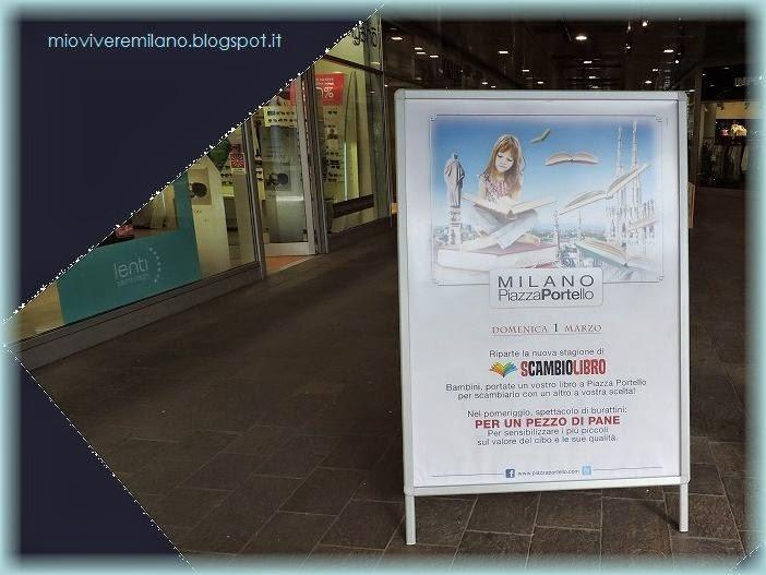 ScambioLibro Piazza Portello Milano