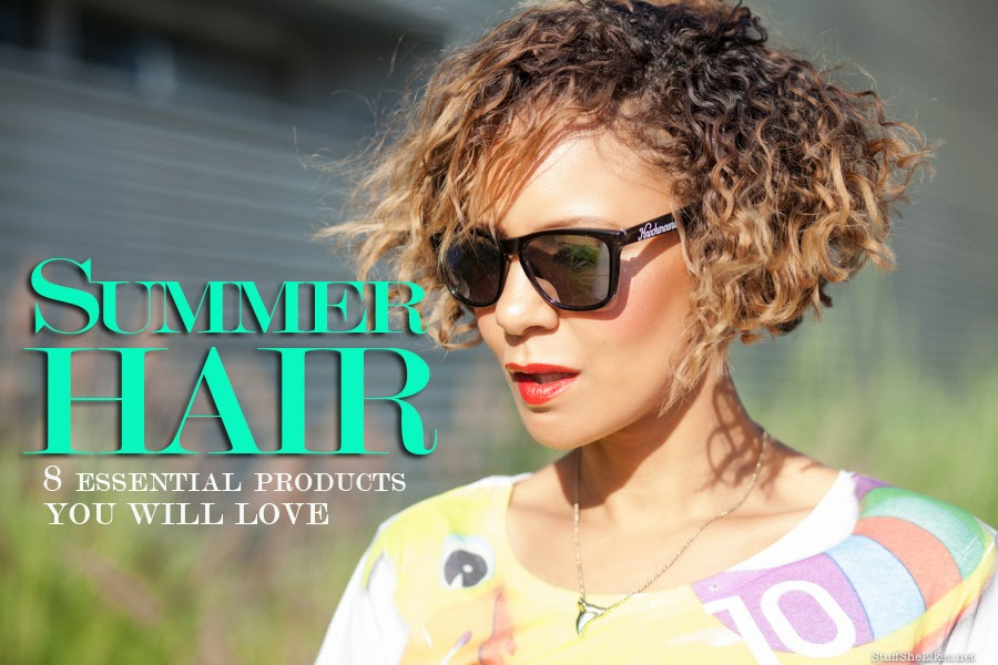 summer hair, summer hair must haves, summer hair products, besr products for hair color, Beauty blog, best beauty blog, best fashion blog, curly hair, african american beauty blogger