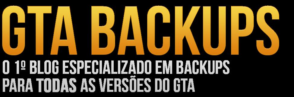 GTA Backups
