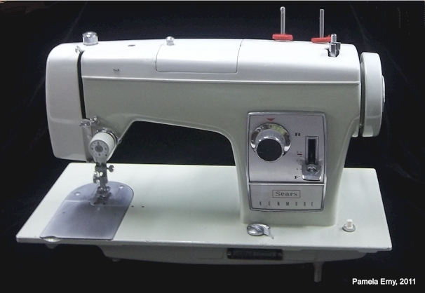 Off The Cuff Sewing Style A New WMDistraction Cool Sears Kenmore 2142 Sewing Machine