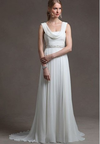 Simple Wedding Dress Patterns