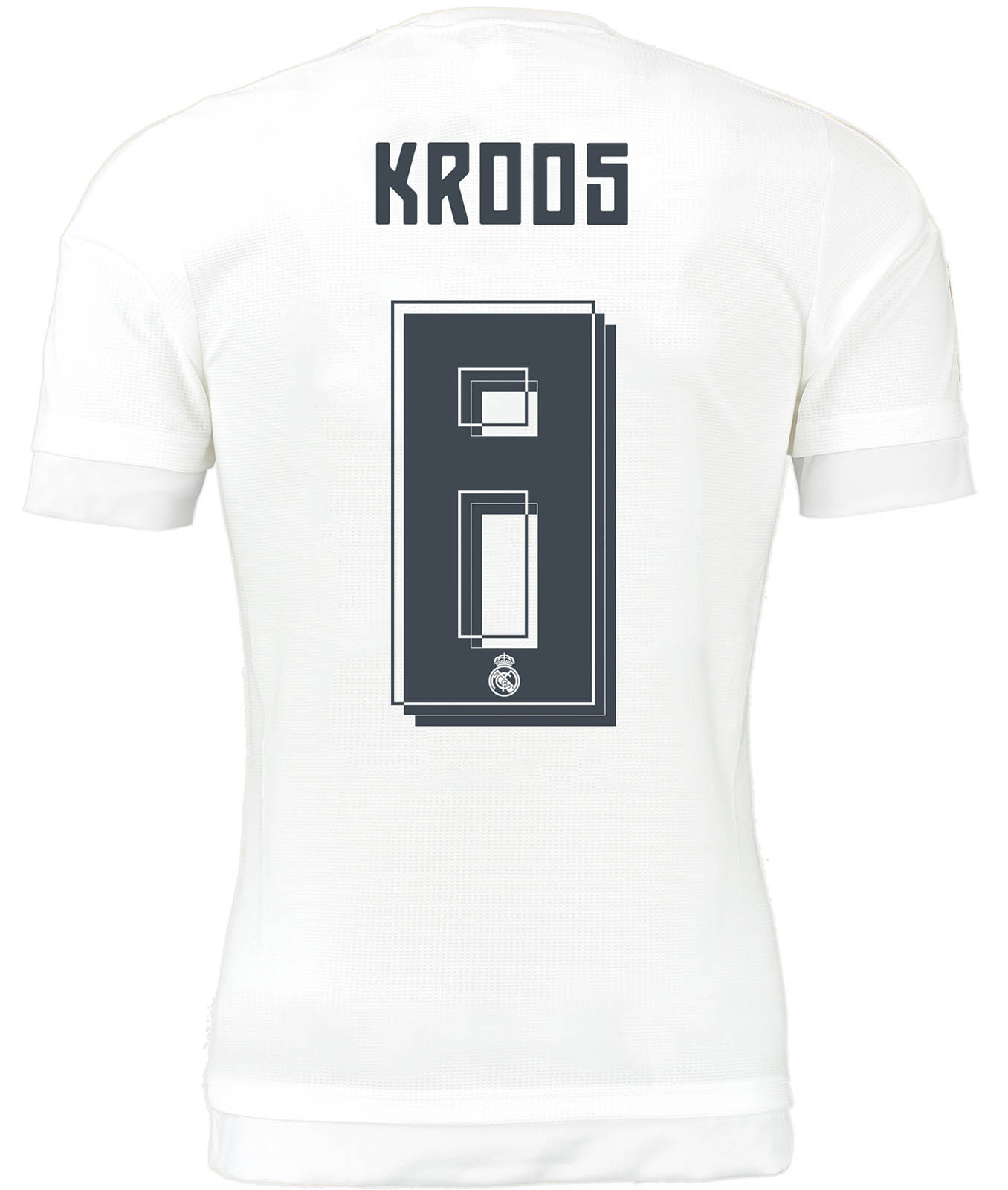 Real Madrid Players Kit Numbers Real Madrid Player Jersey