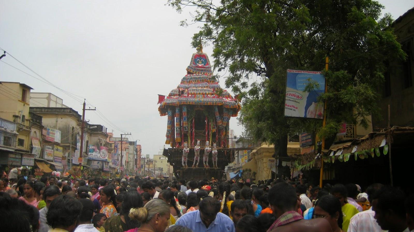 chithirai festival