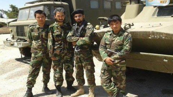 Iran Tambah Rekrut Warga Afghanistan